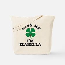 Funny Izabella Tote Bag