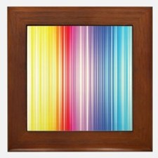 Color Line Framed Tile
