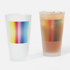 Color Line Drinking Glass