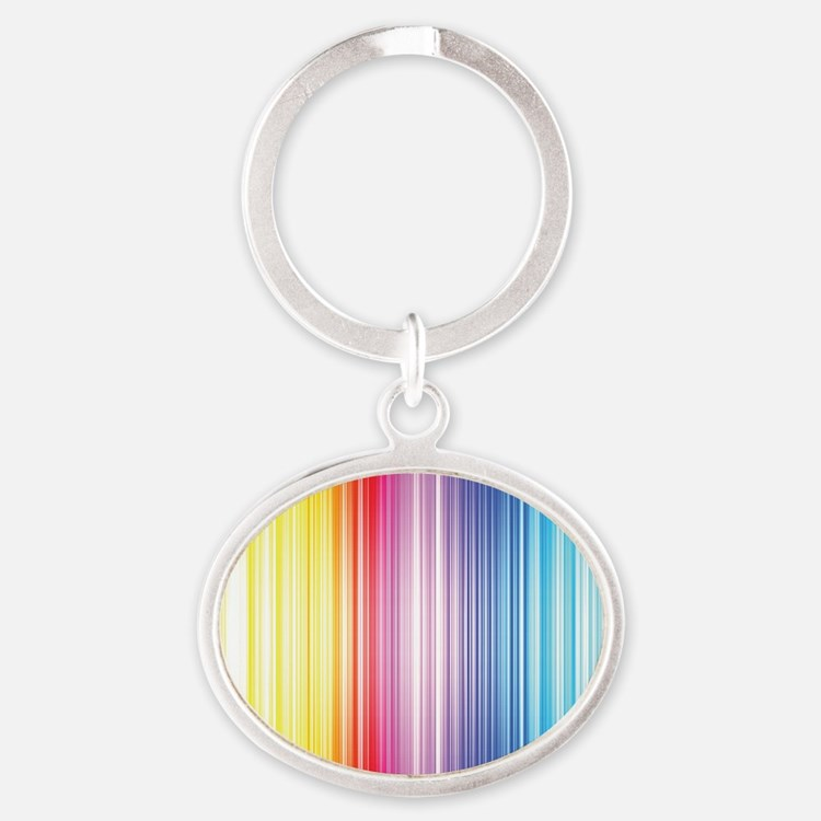 Color Line Keychains