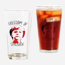 Sprechen Drinking Glass