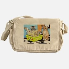 Cat 464 Messenger Bag