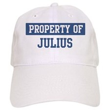 Property of JULIUS Baseball Cap