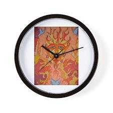 Unique Deva Wall Clock