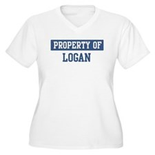 Property of LOGAN T-Shirt
