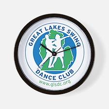 GLSDC Logo Wall Clock