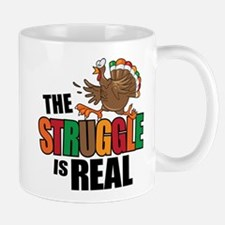 Turkey Struggle Mug