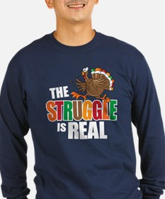 Turkey Struggle T