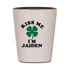 Cute Jaiden Shot Glass