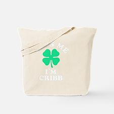 Cribb Tote Bag