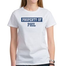 Property of PHIL Tee