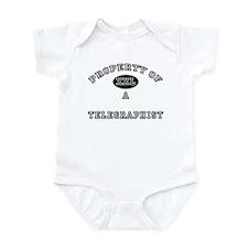 Property of a Telegraphist Infant Bodysuit