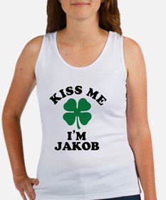 Cute Jakob Women's Tank Top