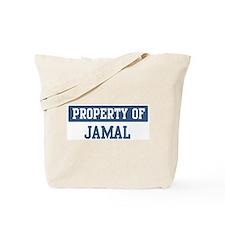 Property of JAMAL Tote Bag