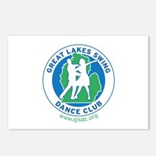 GLSDC Logo Postcards (Package of 8)