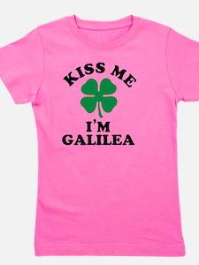 Cute Galilea Girl's Tee