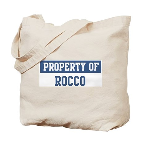 Property of ROCCO Tote Bag
