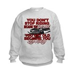 You Don't Get Old Kids Sweatshirt