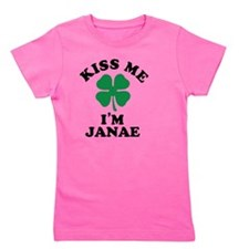 Cute Janae Girl's Tee