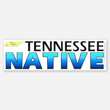 Tennessee native (bumper sticker 10x3)