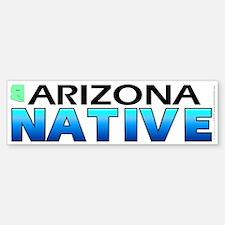Arizona native (bumper sticker 10x3)