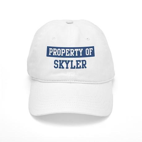 Property of SKYLER Cap