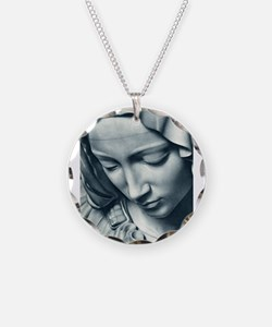 Unique Our lady guadalupe Necklace