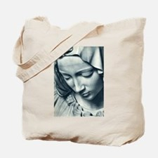 Cute Saint mary Tote Bag