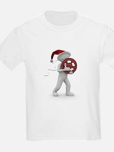 hollywood christmas T-Shirt