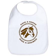 Ride A Brewer Bib