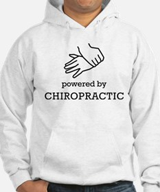 Powered By Chiropractic Hoodie