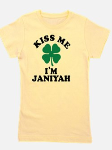 Cute Janiyah Girl's Tee