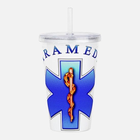 paramedic2.png Acrylic Double-wall Tumbler