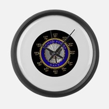 mt_navy1.png Large Wall Clock