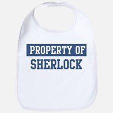 Property of SHERLOCK Bib