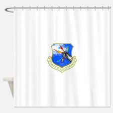 Air_cmmd.png Shower Curtain