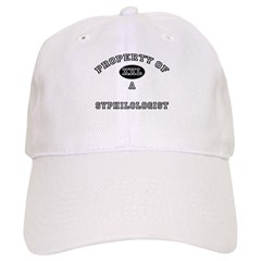 Property of a Syphilologist Baseball Cap
