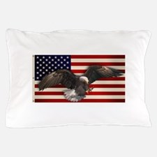 eagle_flag2.png Pillow Case