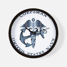 usn_corpsman3.png Wall Clock