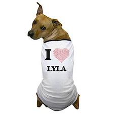 Unique Lyla Dog T-Shirt