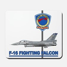 Fighter 2 Squadron Mousepad