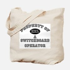 Property of a Switchboard Operator Tote Bag