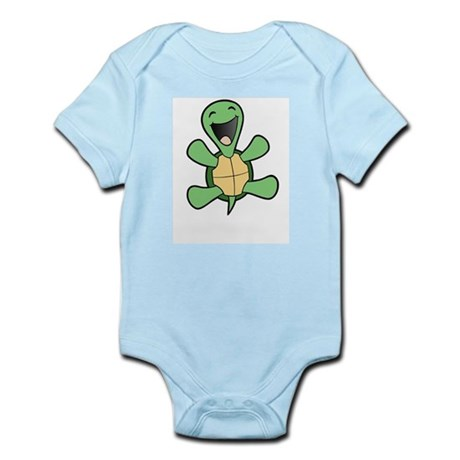 Skuzzo Happy Turtle Infant Creeper