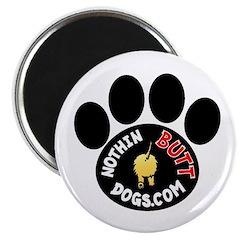 """Dog Pack AKC Breeds 2.25"""" Magnet (10 pack)"""