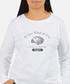 Funny African gray parrot T-Shirt