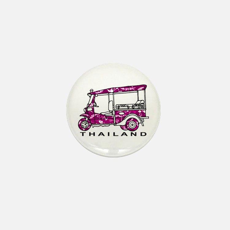 Cute Bangkok Mini Button