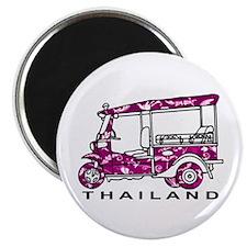 Tuk Tuk Thailand Magnet