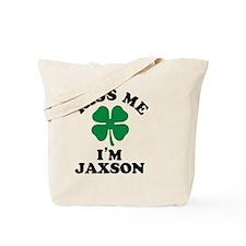 Funny Jaxson Tote Bag