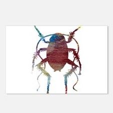 Cockroach Postcards (Package of 8)