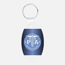 Cute Physician assistant Keychains